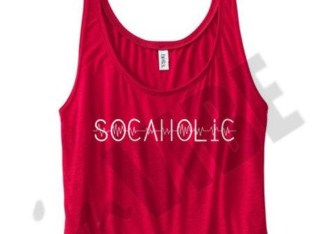 """SOCAHOLIC"" LADIES"