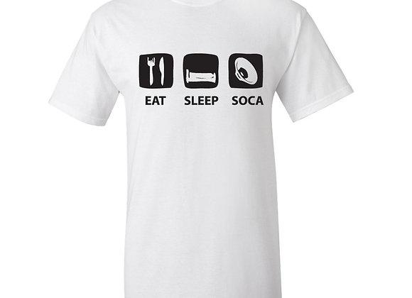 """""""EAT SLEEP SOCA"""""""