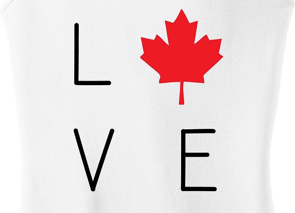 """""""CANADA LOVE"""" LADIES"""
