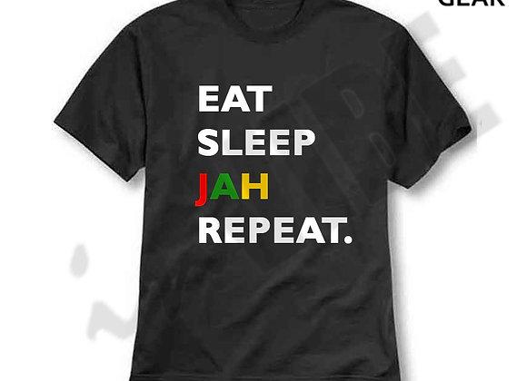"""EAT SLEEP JAH REPEAT"""