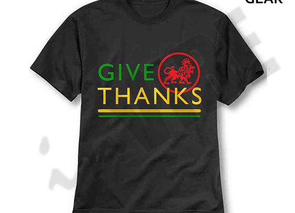 """""""GIVE THANKS"""""""