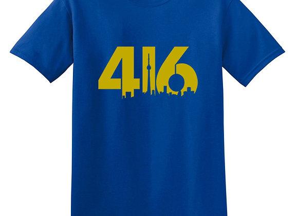 """416 TORONTO"""