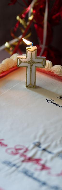 Christening photo