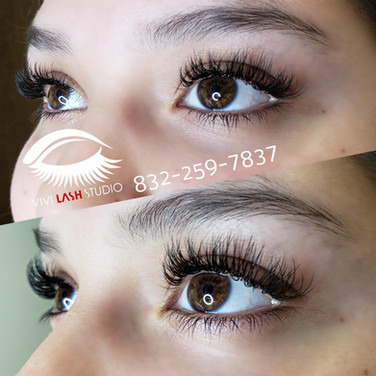EYELASH EXTENSIONS SERVICES
