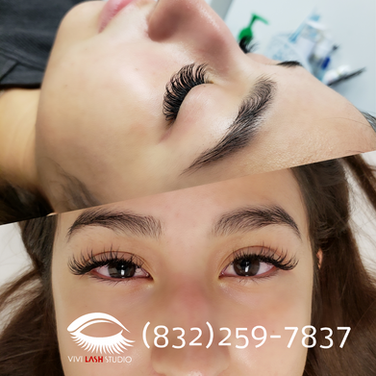 best eyelash extensions in H town