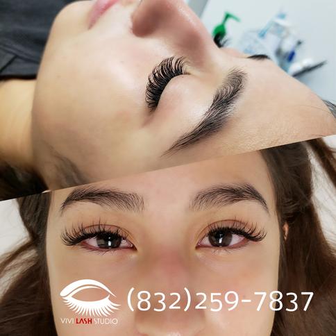 best eyelash extensions in H town