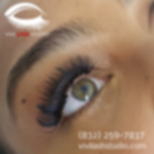 vivi lash studio eyelash extensions hous