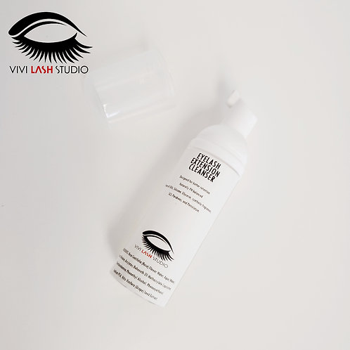 Lash Cleanser Foam