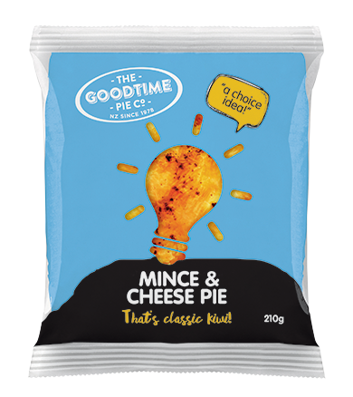 GOODTIME CLASSIC 210G MINCE AND CHEESE P