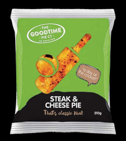 GOODTIME CLASSIC 210G STEAK AND CHEESE P