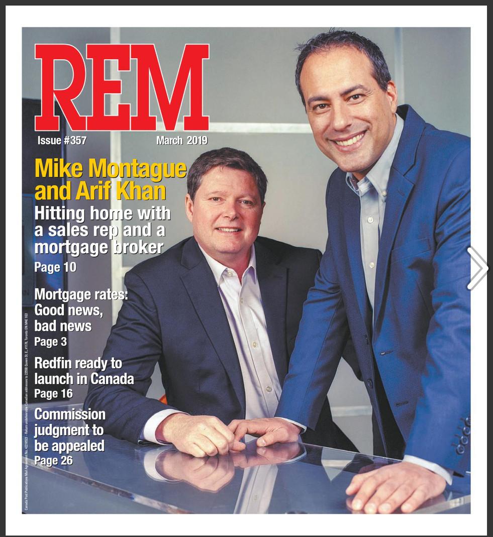 REM March 2019