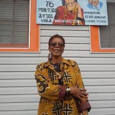 Our Director Viola Francois Washington