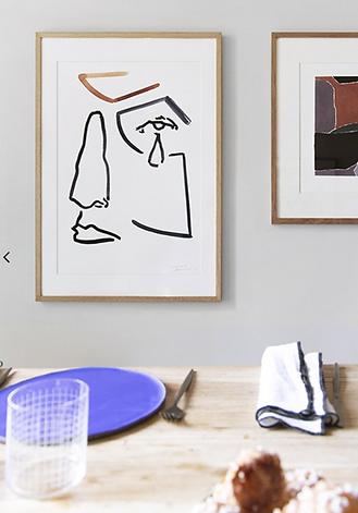 artiste peintre parisienne Tiffany Bouelle Amelie Maison d'art Studio Miracolod'écran 2020-11-05 à 12.49.34.