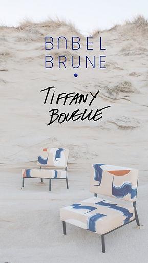 TIFFANY BOUELLE DESIGNER ARTISTE PARISIENNE PARIS ATELIER ART