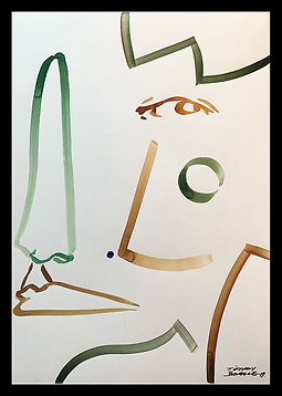ARTISPAINTER ARTIST PARISIAN TIFFANY BOUELLE