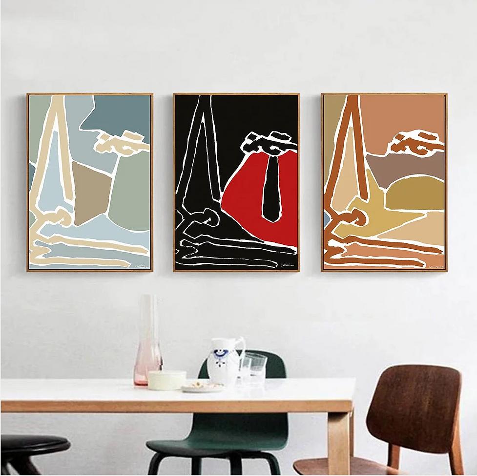 editions parisienne interior minimalist scandinave