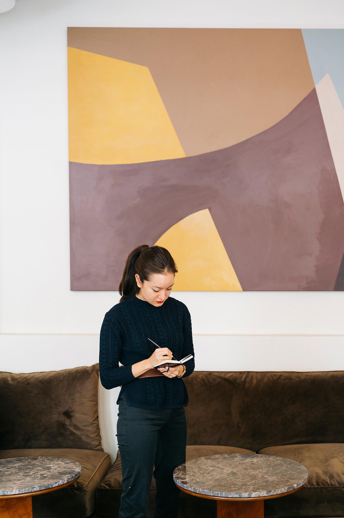 Tiffany Bouelle artiste designer parisienne PARIS