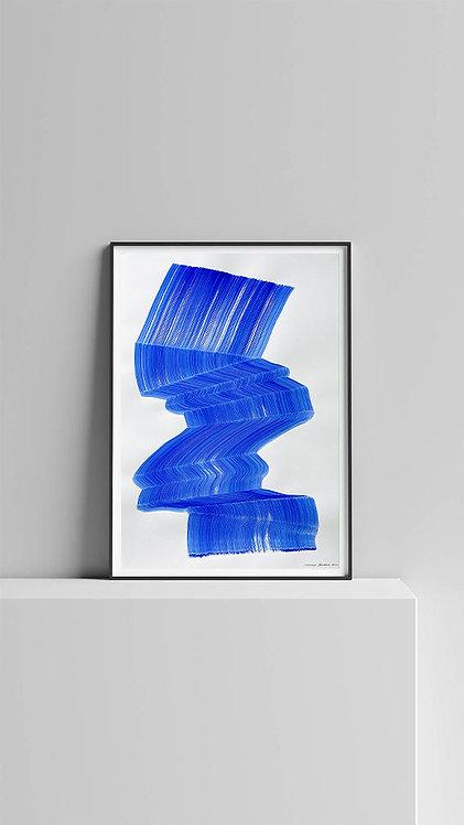 """ETUDE I """"Femme Objet Bleu"""" 2021"""