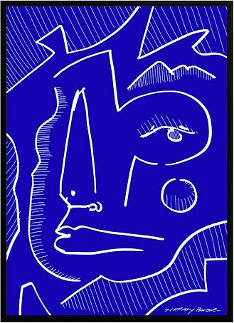 artiste peintre parisienne Tiffany Bouelle Amelie Maison d'art Studio Miracolopture d'écran 2020-11-05 à 12.46.43.
