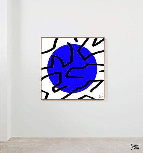 """LIMITED EDITION """"Bleu tayo pattern"""" - 2021"""