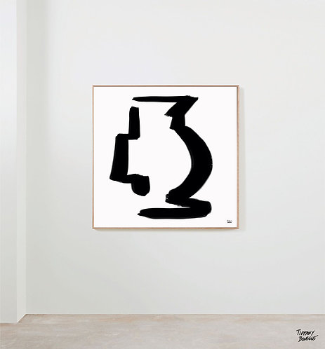 "LIMITED EDITION ""Vase noir"" - 2021"