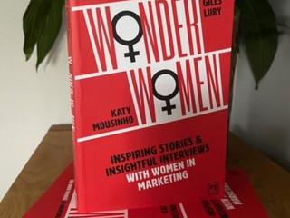 Wonder Women - Inspiring stories & Insightful interviews with women in marketing