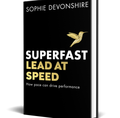 Put consumers first to lead at speed