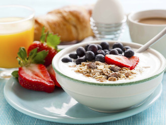 Power Up Your Bod: Breakfast