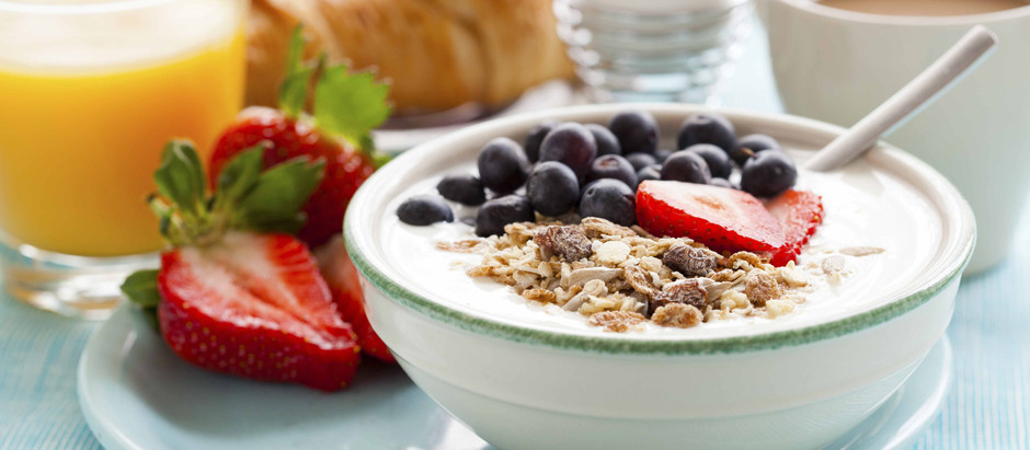 MIND Diet - Breakfast Ideas!