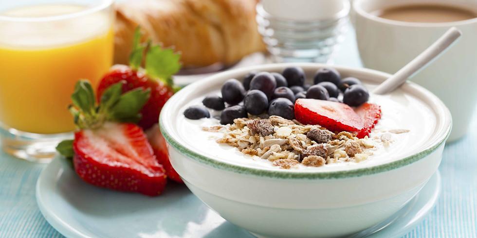 Das gesunde Frühstück - mit mehr Power in den Tag