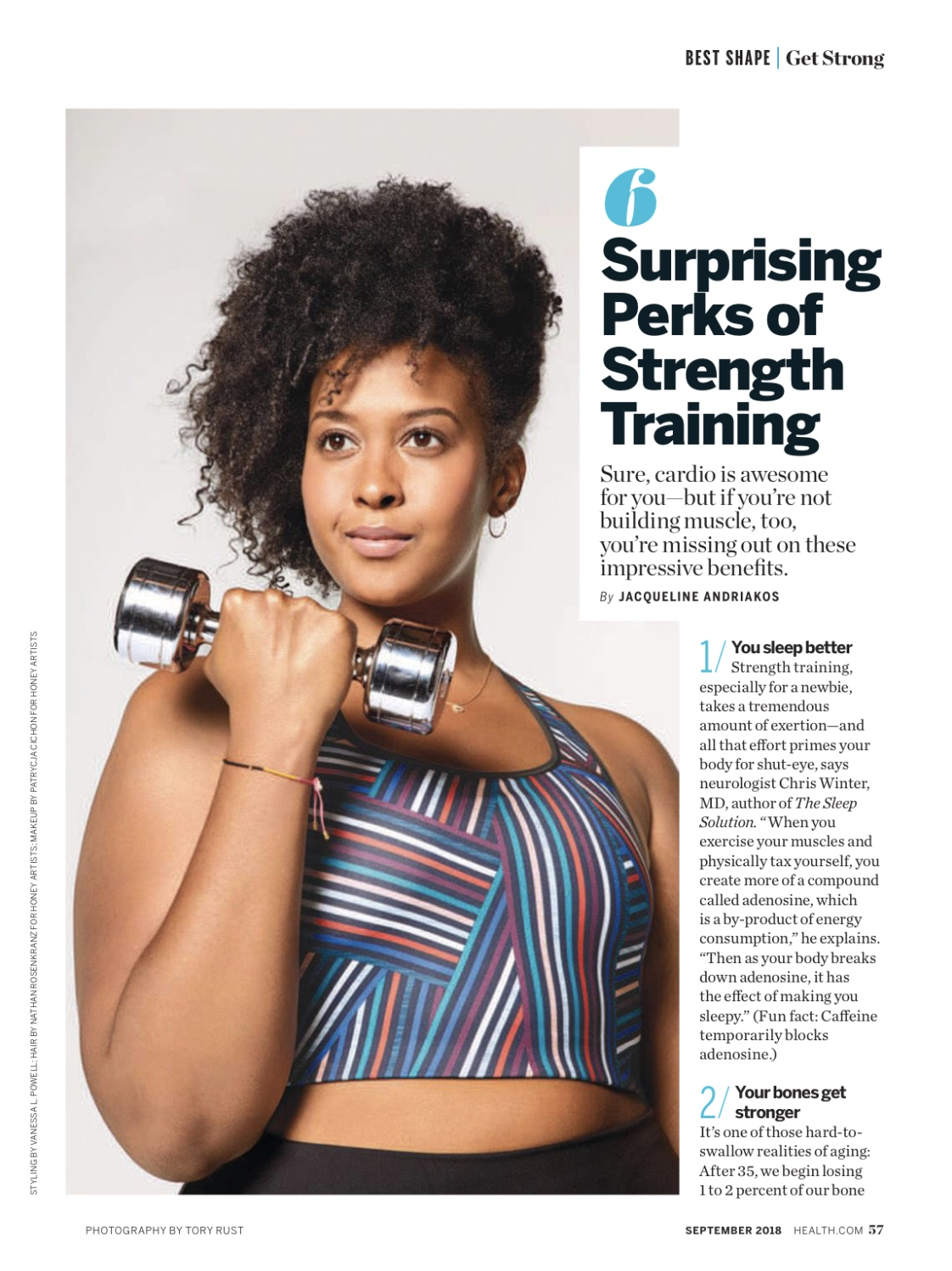 Health Magazine - September 2018
