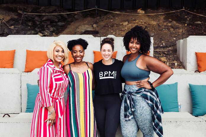 City Fit Girls - Fit Retreat Panelists