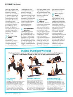 Health Magazine - September 2018