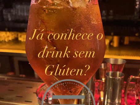 Drink Sem Glúten