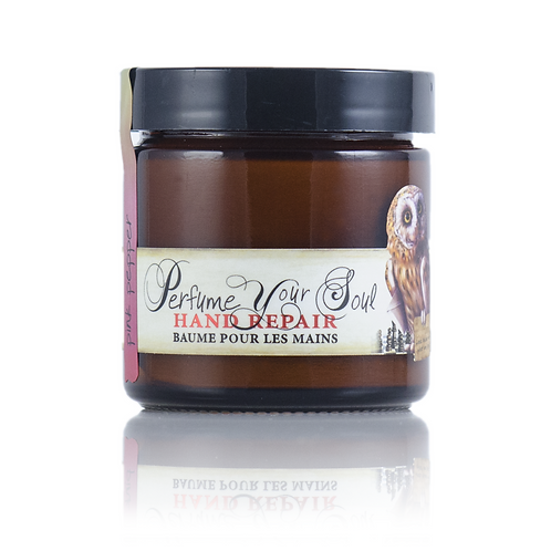 PINK PEPPER~SHEA & MANGO BUTTER HAND REPAIR