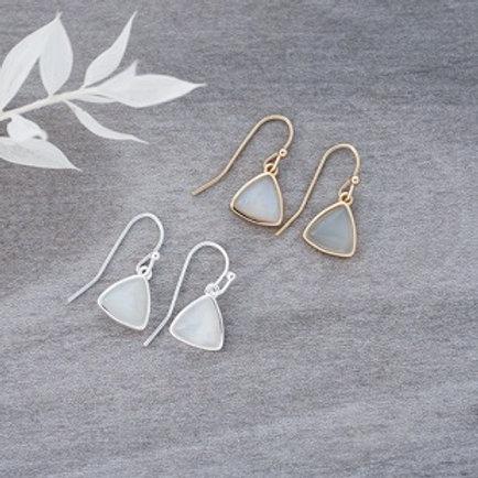 Elsie Earrings - silver
