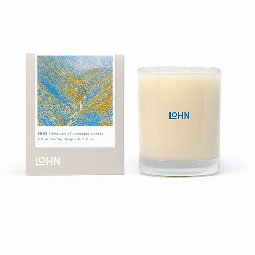 ERDE Story Candle
