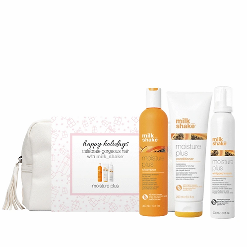 MILKSHAKE MOISTURE PLUS HOLIDAY TRIO
