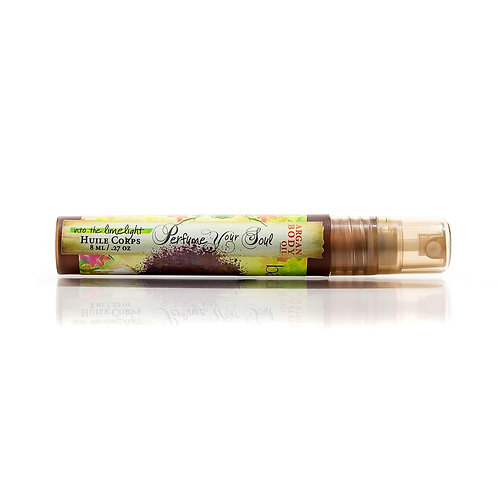 INTO THE LIMELIGHT ~ ARGAN BODY OIL