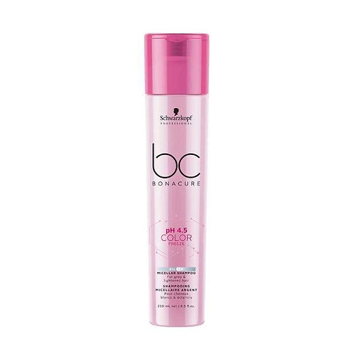 BC Color Freeze Silver Micellar Shampoo