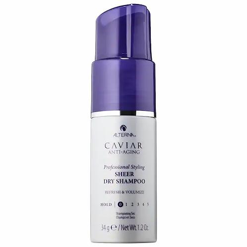 CAVIAR Anti-Aging® Sheer Dry Shampoo Powder Spray