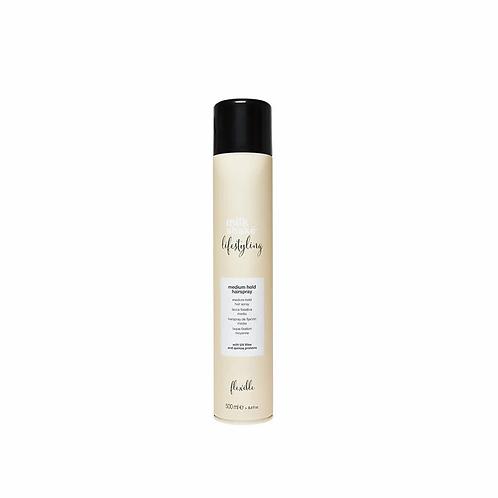 Milkshake Medium Hold Hairspray