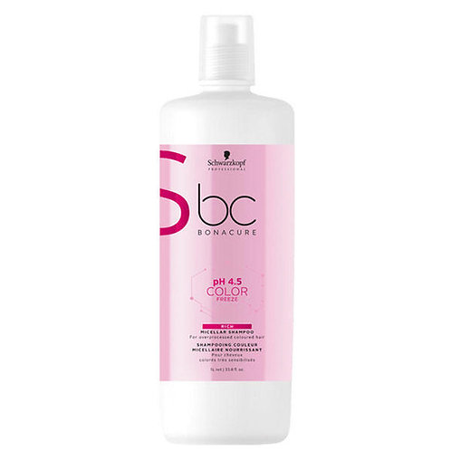 Schwarzkopf BC Color Freeze Rich Shampoo 1L