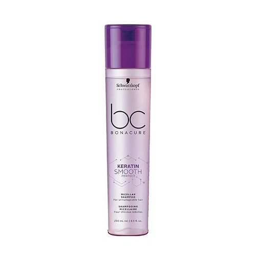 BC Bonacure Keratin Smooth Perfect Micellar Shampoo