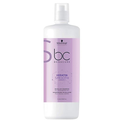 BC Smooth Perfect Shampoo 1L