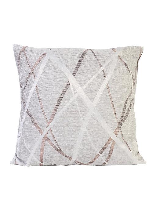 Linear Pattern Cushion & Filler