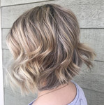 Check out this gorgeous hair done by Hei