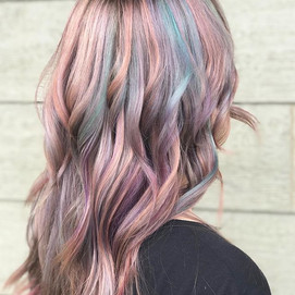 Obsessed with this Colour done by Steph