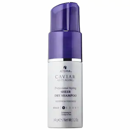 CAVIAR Shear Dry Shampoo