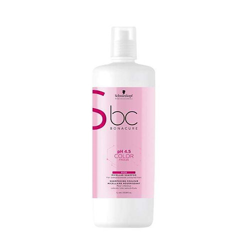 BC Bonacure Color Freeze Rich Micellar Shampoo 1L
